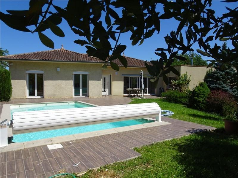 Vente de prestige maison / villa Cornebarrieu 504400€ - Photo 1