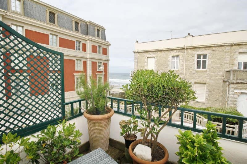 Vente de prestige appartement Biarritz 1595000€ - Photo 1