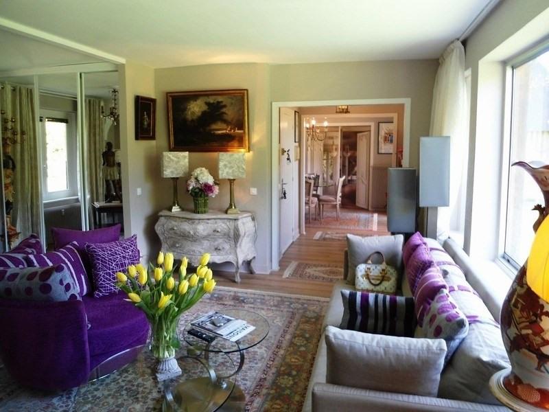 Deluxe sale apartment Tourgeville 381600€ - Picture 1