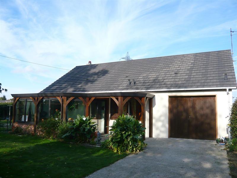 Vente maison / villa Bourneville 171100€ - Photo 1