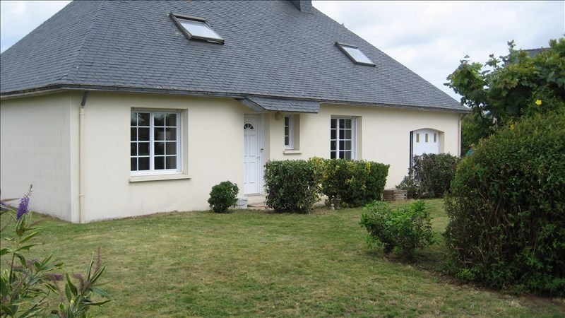 Location maison / villa Ploudalmezeau 790€ CC - Photo 1