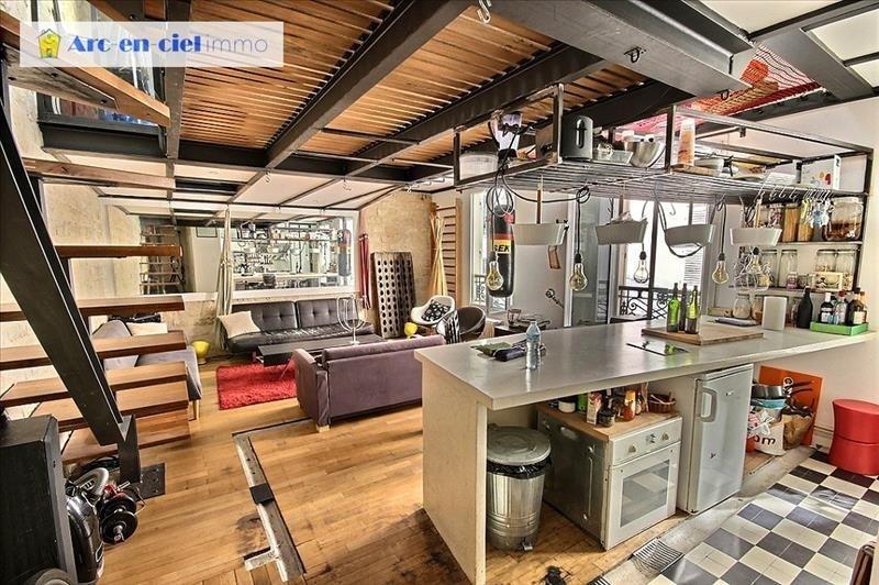 Verkoop  appartement Paris 11ème 749000€ - Foto 2