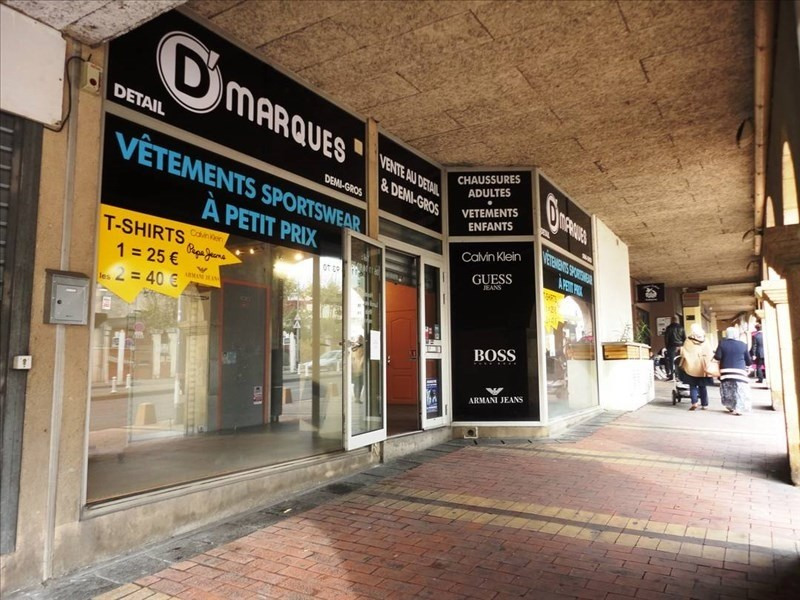 Location local commercial Toulon 900€ +CH/ HT - Photo 5