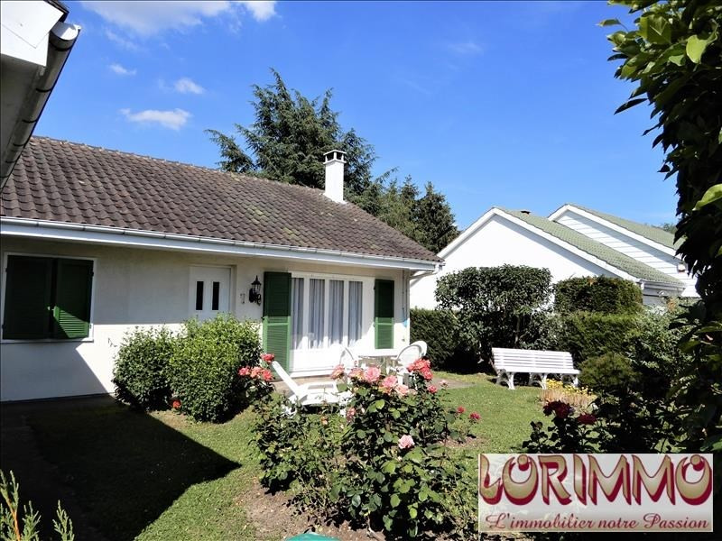 Vente maison / villa Mennecy 287000€ - Photo 9