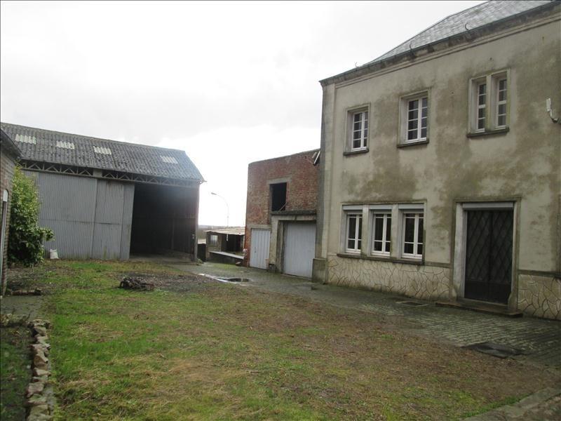 Vente maison / villa Oisy le verger 167000€ - Photo 1