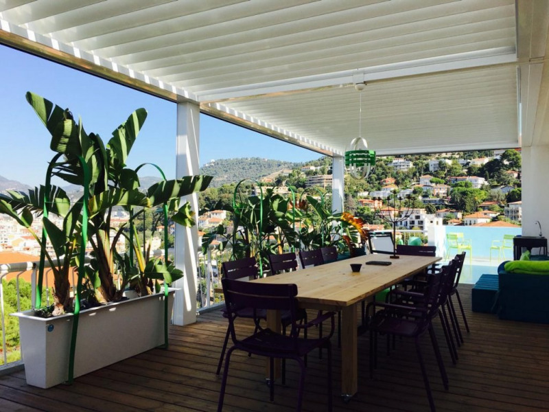 Deluxe sale apartment Nice 849000€ - Picture 2