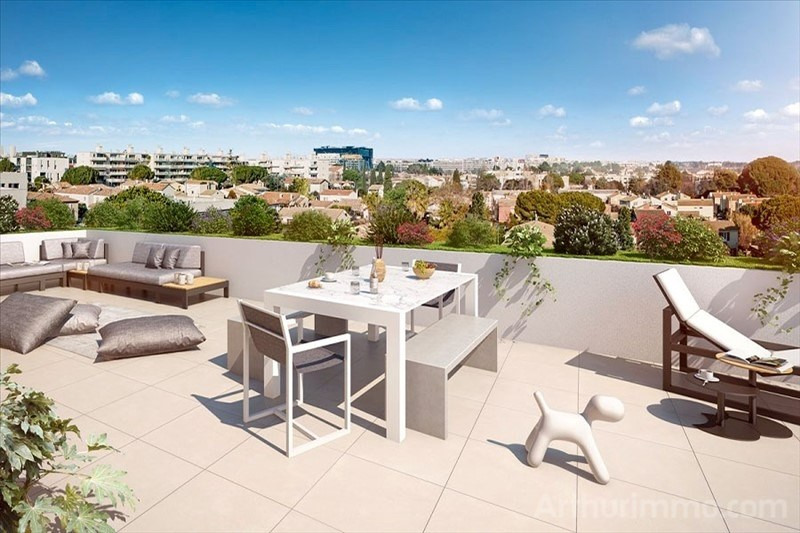 Sale apartment Montpellier 215 000€ - Picture 2