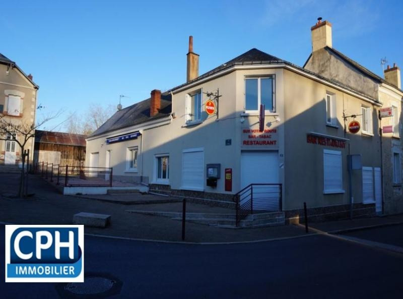Vente fonds de commerce boutique Mouliherne 54 000€ - Photo 1