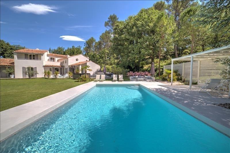 Vente de prestige maison / villa Peynier 890000€ - Photo 1
