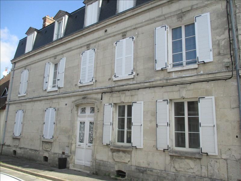 Sale apartment Villers cotterets 92000€ - Picture 1