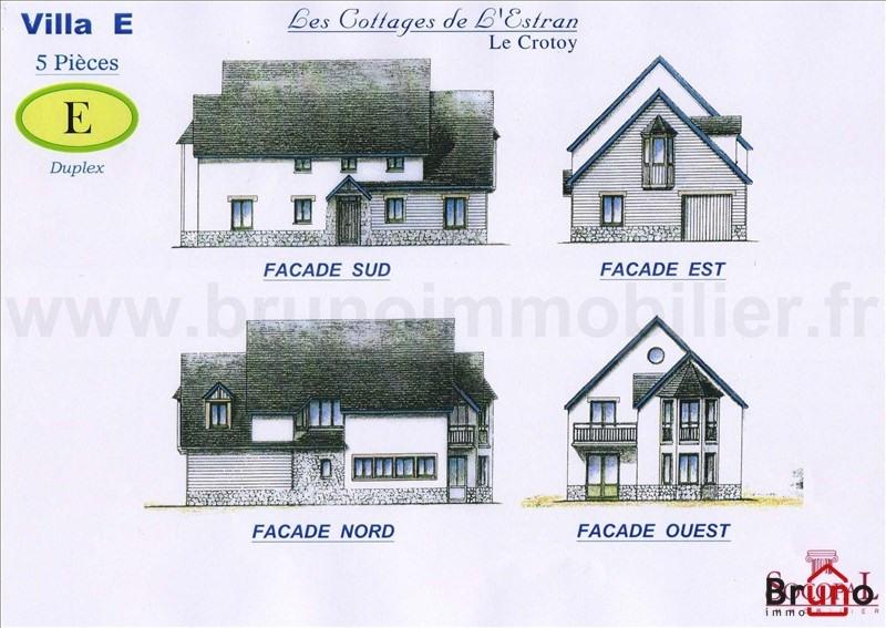 Revenda residencial de prestígio casa Le crotoy 812000€ - Fotografia 5