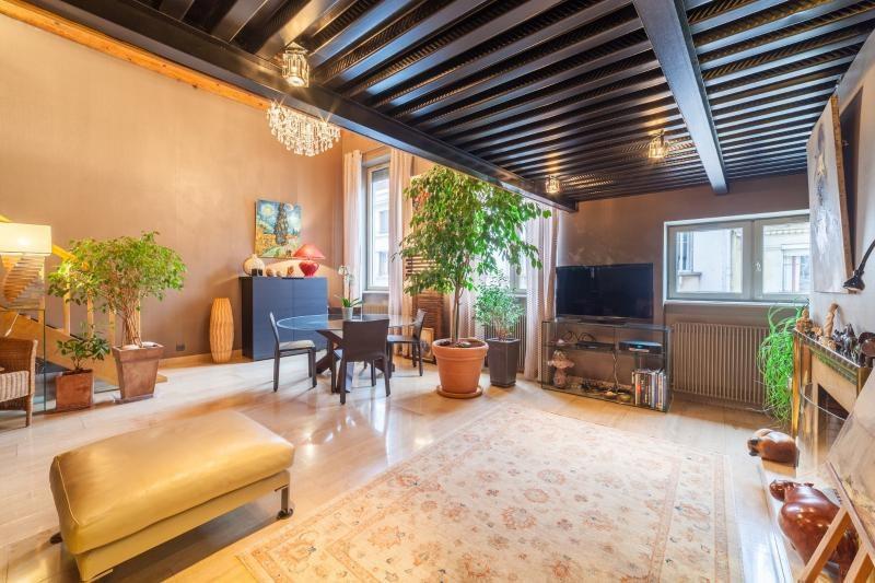 Vente de prestige appartement Lyon 6ème 690000€ - Photo 6