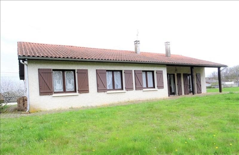 Vente maison / villa Septeme 262000€ - Photo 1