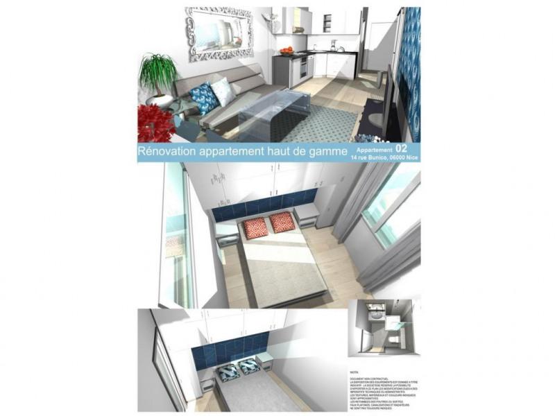 Vente appartement Nice 280000€ - Photo 3