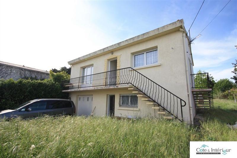 Vente maison / villa Talmont st hilaire 180000€ - Photo 11