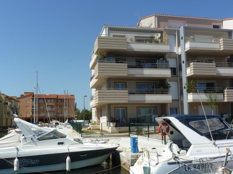 Vente appartement Canet en roussillon 142000€ - Photo 1