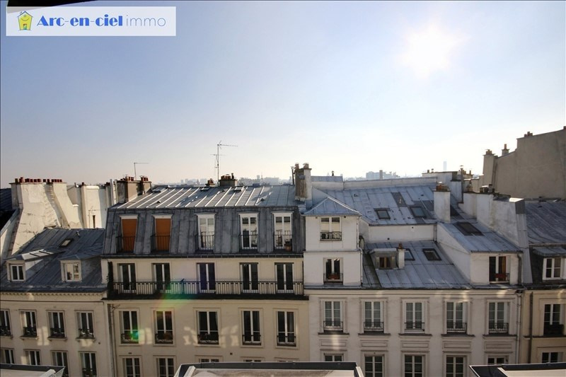 Deluxe sale apartment Paris 3ème 1 538 000€ - Picture 4