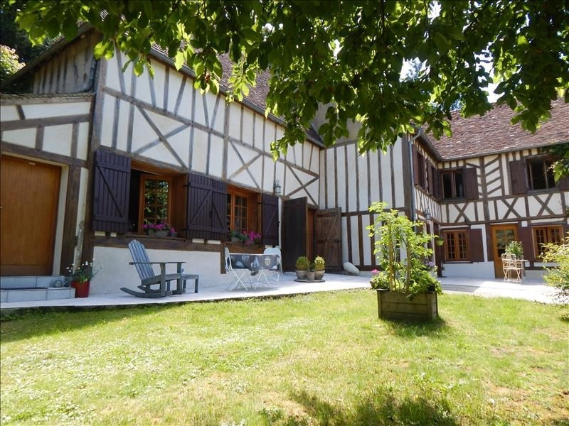 Vente maison / villa La ferriere sur risle 185 000€ - Photo 1