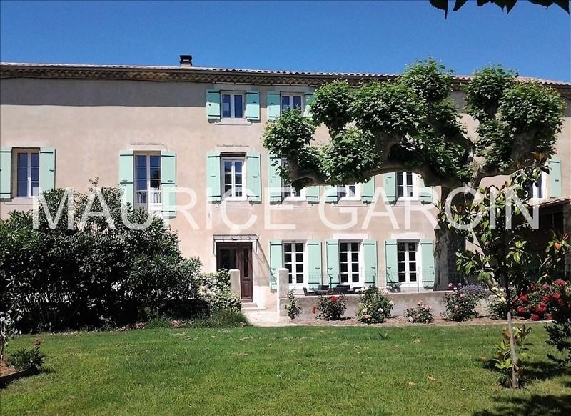 Vente maison / villa Pierrelatte 399000€ - Photo 1