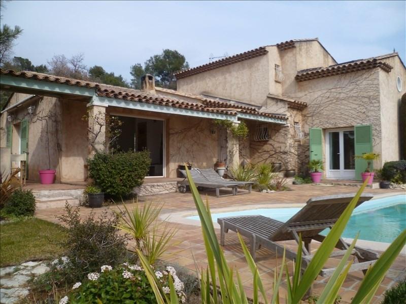 Vente de prestige maison / villa Saint cezaire sur siagne 619500€ - Photo 2