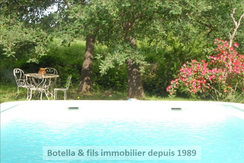 Vente maison / villa Goudargues 540 000€ - Photo 3