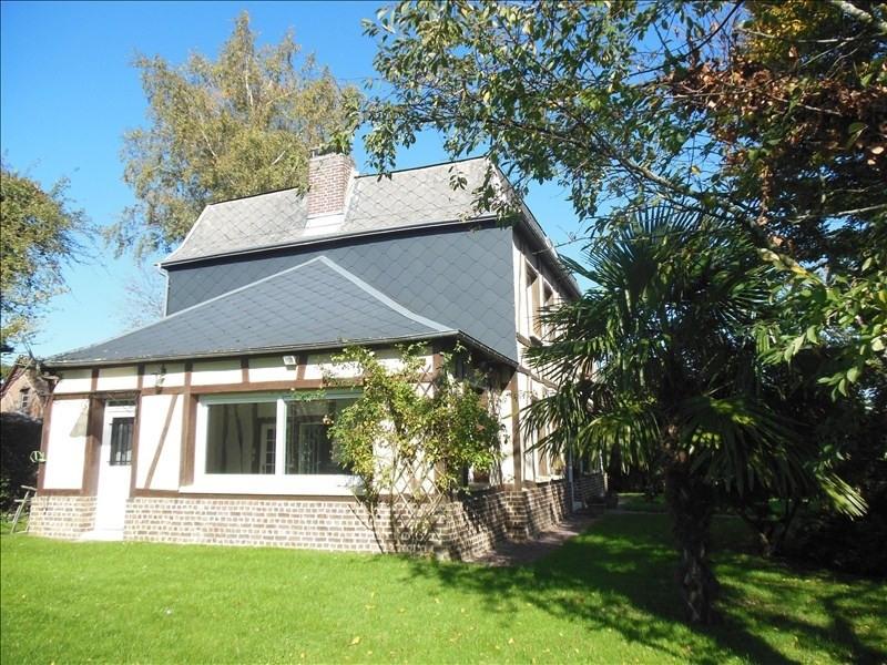 Sale house / villa La neuville chant d oisel 398000€ - Picture 1