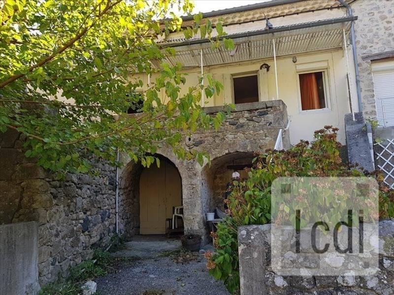 Vente maison / villa Vals les bains 130000€ - Photo 1