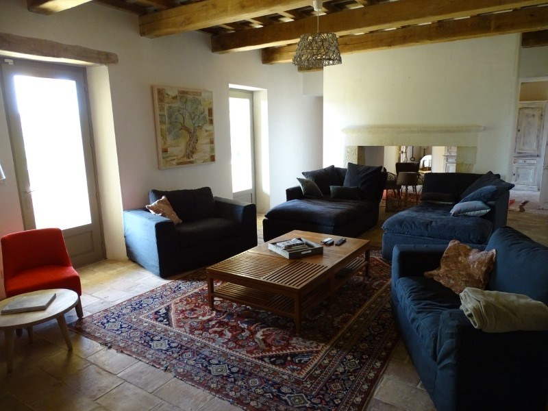 Deluxe sale house / villa Uzes 2 195 000€ - Picture 6