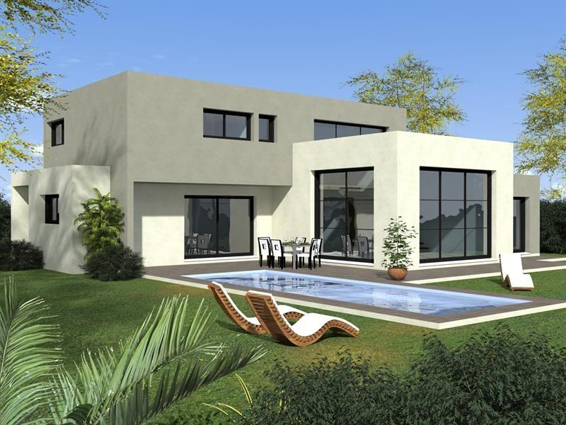 Maison  6 pièces + Terrain 1092 m² Sauvian par Domitia Construction