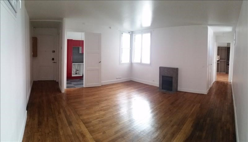 Rental apartment Paris 7ème 1 495€ CC - Picture 1