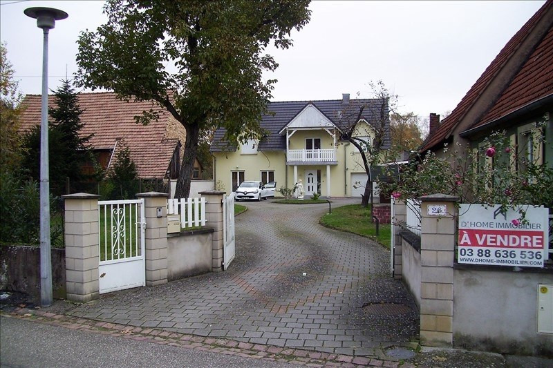 Revenda casa Oberhoffen sur moder 450000€ - Fotografia 3