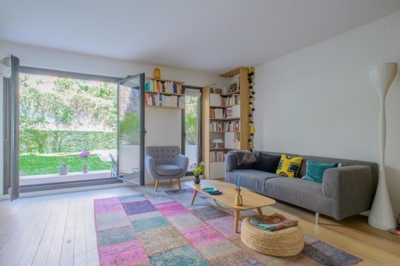 Vente de prestige appartement Paris 3ème 1690000€ - Photo 8