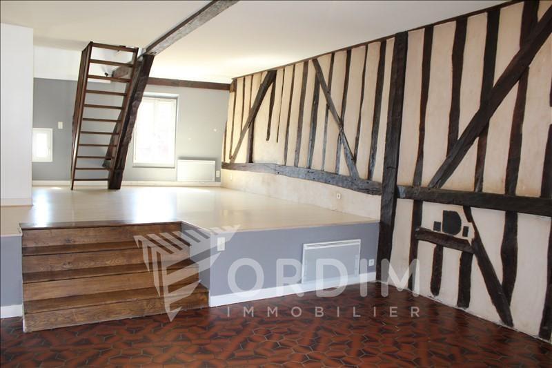 Rental apartment Auxerre 659€ CC - Picture 1