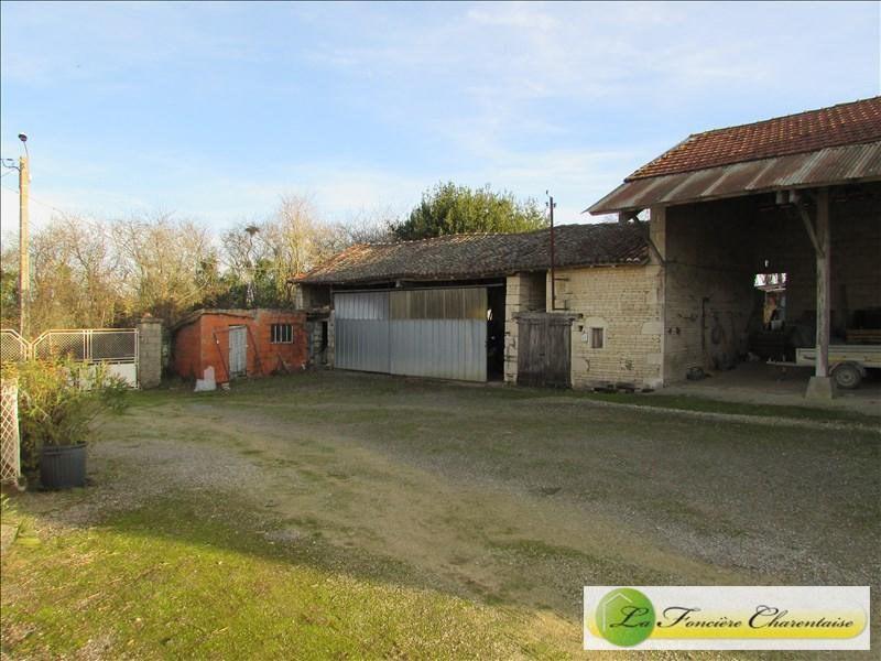 Vente maison / villa Aigre 89000€ - Photo 2