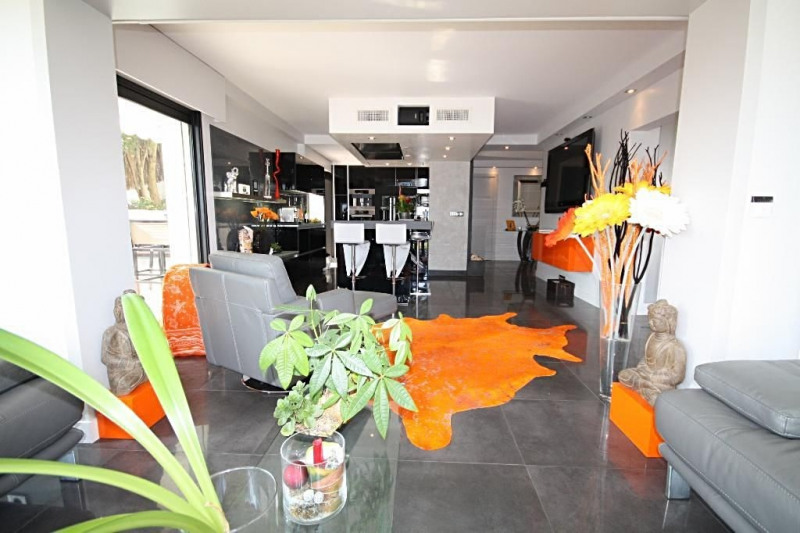 Vente de prestige appartement Golfe-juan 2495000€ - Photo 5