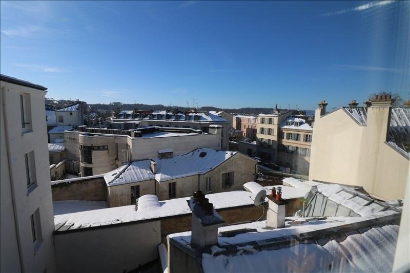 Vente appartement Versailles 460000€ - Photo 11