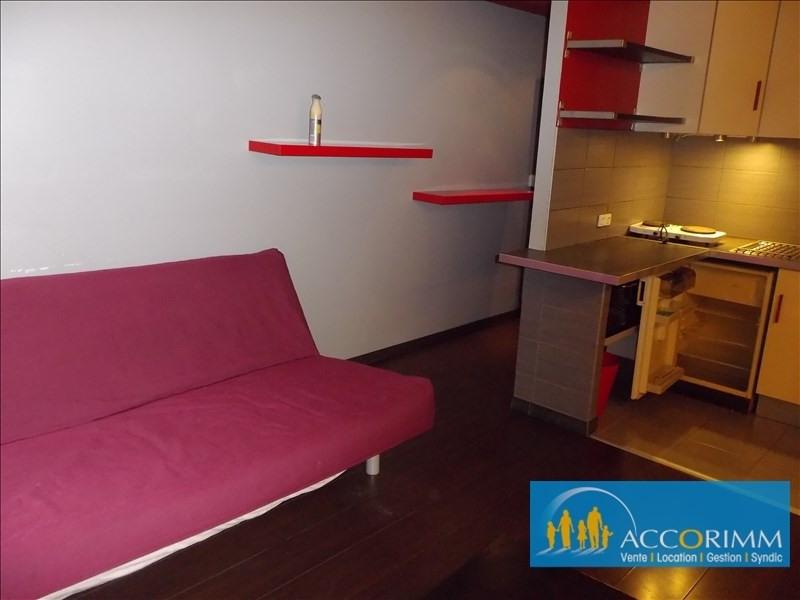 Vente appartement Rillieux la pape 70000€ - Photo 2