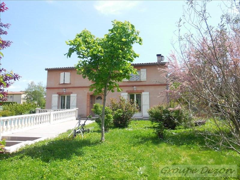 Vente maison / villa Pechbonnieu 435000€ - Photo 8