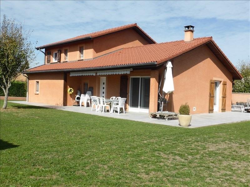 Sale house / villa Villars les dombes 369000€ - Picture 1