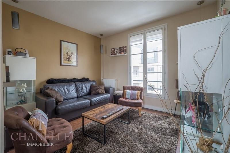 Sale apartment Vincennes 372000€ - Picture 2