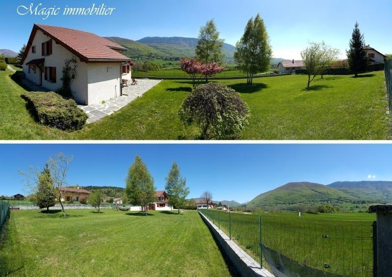 Location maison / villa Montanges 1289€ CC - Photo 1