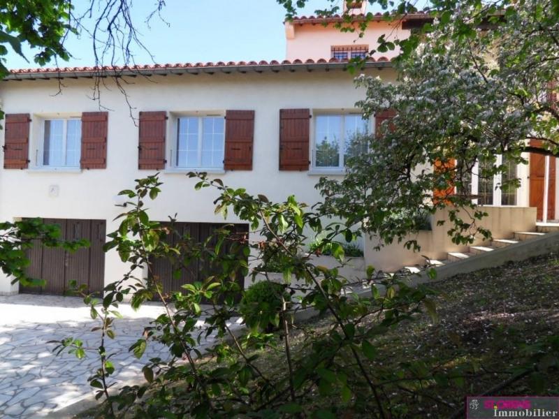 Deluxe sale house / villa Quint fonsegrives 598000€ - Picture 1