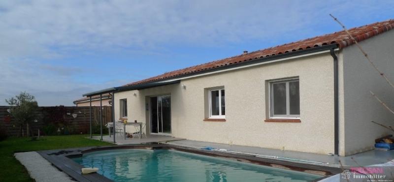 Vente maison / villa Escalquens secteur 339000€ - Photo 1