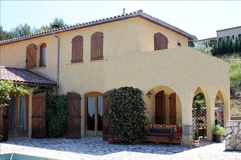 Sale house / villa Soubes 370000€ - Picture 1