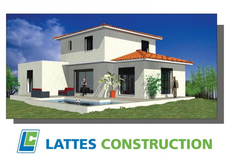 Maison  5 pièces + Terrain 500 m² Bouzigues par LATTES CONSTRUCTION
