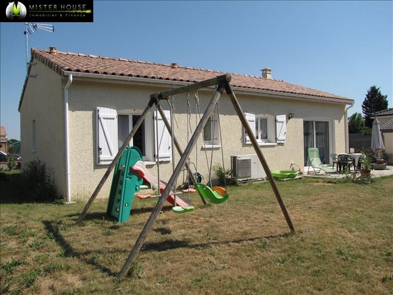 Verkoop  huis Montauban 185000€ - Foto 2