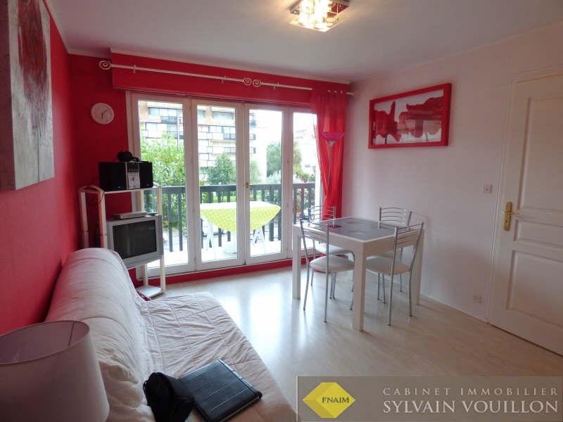Venta  apartamento Villers sur mer 86000€ - Fotografía 2