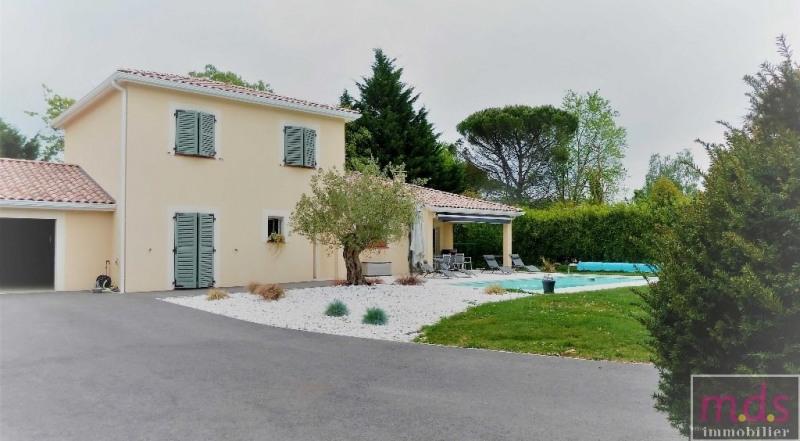 Vente de prestige maison / villa Saint-jean 610000€ - Photo 1