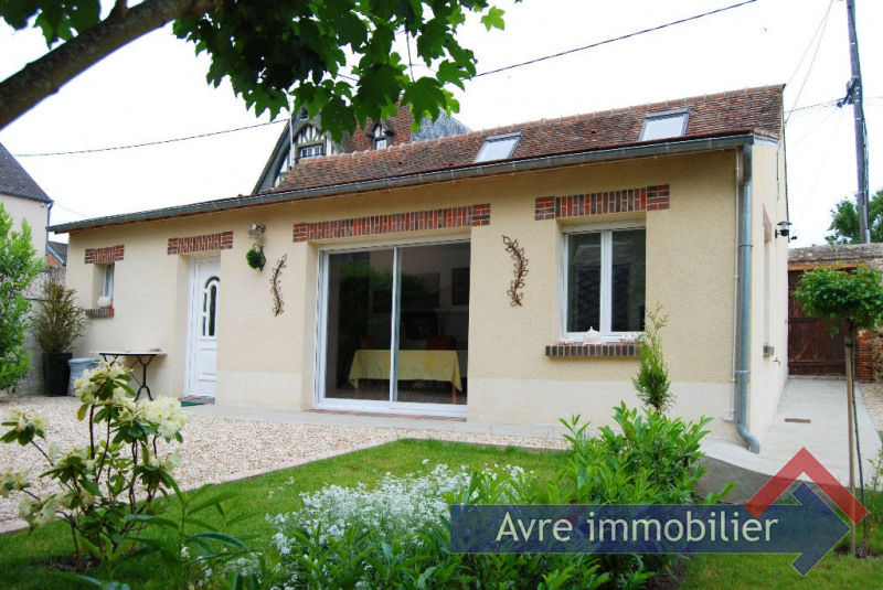 Vente maison / villa Verneuil d avre et d iton 185000€ - Photo 1