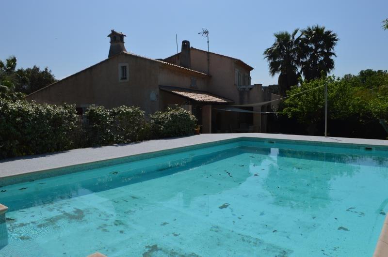 Vente maison / villa Roquebrune sur argens 550000€ - Photo 1